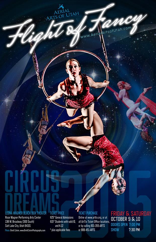 Flight of Fancy 2015, Circus Dreams