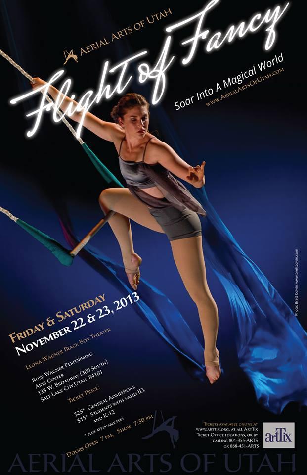 Flight of Fancy 2013, Soar Into A Magical World