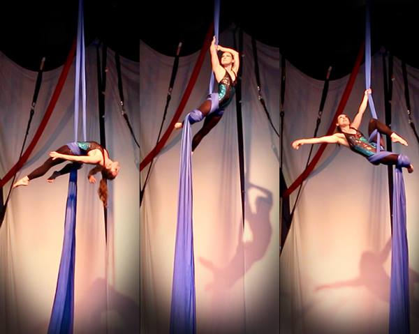Meredith Peebles on silks