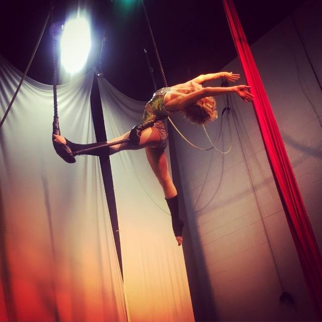 AAoU Trapeze & Lyra Classes